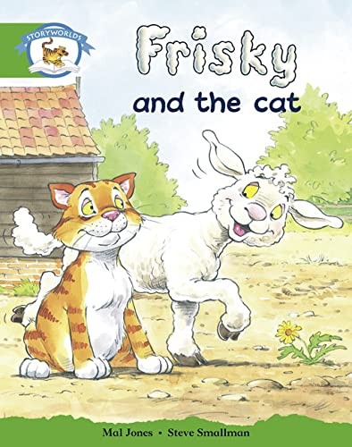 Literacy Edition Storyworlds Edition 3: Frisky Cat By Not Available (NA)