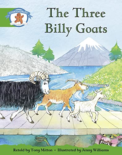 Literacy Edition Storyworlds Stage 3: Three Billy Goats