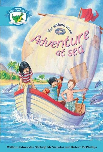 Literacy Edition Storyworlds Stage 9, Fantasy World, Adventure at Sea By PearsonPubl Oxford Heinemann
