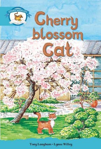 Literacy Edition Storyworlds Stage 9, Animal World, Cherry Blossom Cat