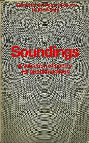Soundings By Edited by Kit Wright