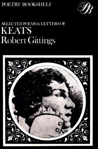 Selected Poems & Letters Keats Pap By Robert Gittings