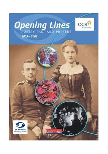 Opening Lines - Poetry Past and Present 2003 - 2008 (OCR English - Opening Minds) By Various