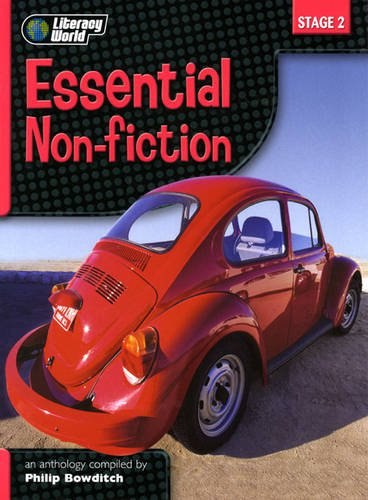 Literacy World Stage 2 Non Fiction: New Edition Anthology By Philip Bowditch