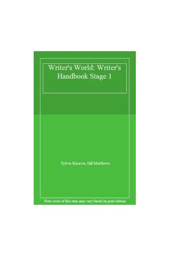 Writer's World By Sylvia Karavis