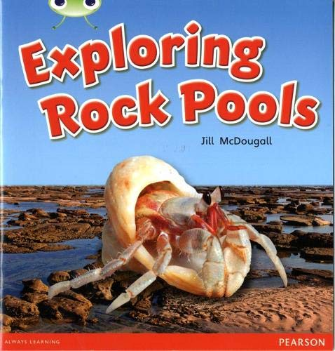 Bug Club Guided Non Fiction Year 1 Green C Exploring Rock Pools By Jill McDougall