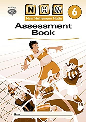New Heinemann Maths Year 6, Assessment Workbook (single) By Scottish Primary Maths Group SPMG