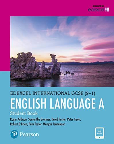 Pearson Edexcel International GCSE (9-1) English Language A Student Book von Pam Taylor