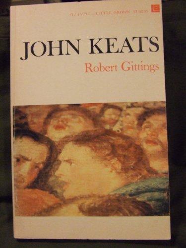 John Keats By Robert Gittings