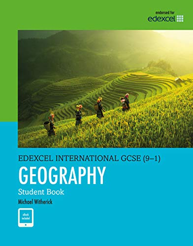 Pearson Edexcel International GCSE (9-1) Geography Student Book von Michael Witherick