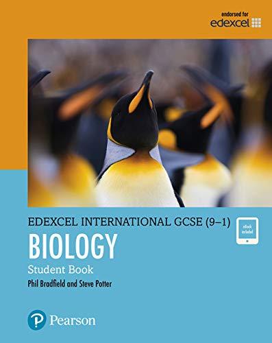 Pearson Edexcel International GCSE (9-1) Biology Student Book von Philip Bradfield