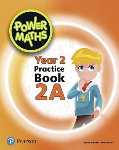 Power Maths Year 2 Pupil Practice Book 2A (Power Maths Print)