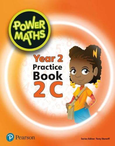 Power Maths Year 2 Pupil Practice Book 2C (Power Maths Print)
