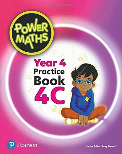 Power Maths Year 4 Pupil Practice Book 4C