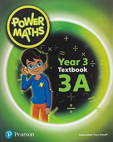 Power Maths Year 3 Textbook 3A