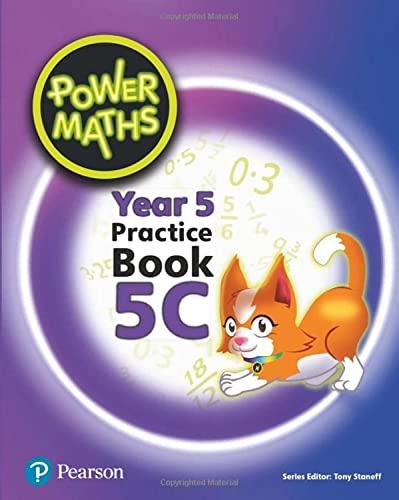 Power Maths Year 5 Pupil Practice Book 5C