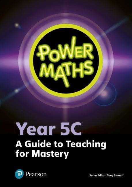 Power Maths Year 5 Teacher Guide 5C