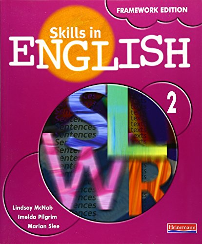 Skills in English Framework Edition Student Book 2 By Lindsay McNab