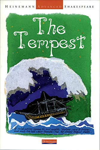 Heinemann Advanced Shakespeare: The Tempest Edited by John Seely