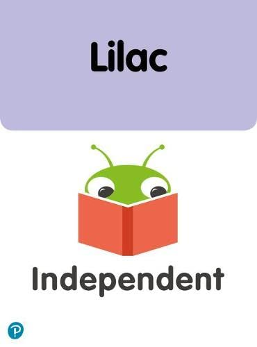 Bug Club Pro Independent Lilac Pack (May 2018) By Alison Hawes