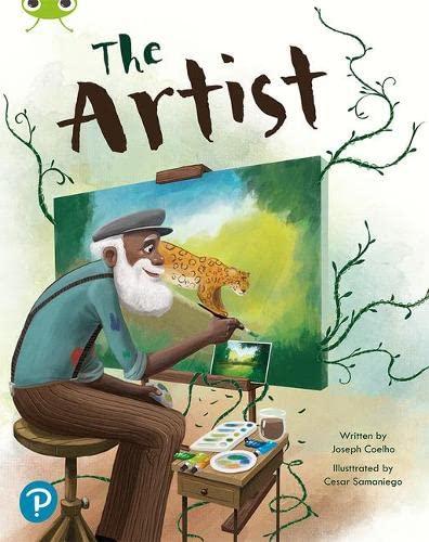 Bug Club Shared Reading: The Artist (Year 1) By Joseph Coelho