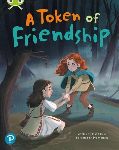 Bug Club Shared Reading: A Token of Friendship (Year 2) By Jane Clarke