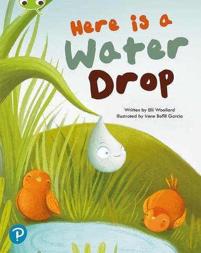 Bug Club Shared Reading: Here is a Water Drop (Year 2) By Elli Woollard