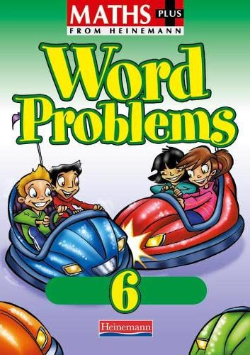 Maths Plus Word Problems 6: Pupil Book By L.J. Frobisher