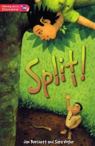 Literacy World Comets Stage 2 Novel  Split By Jan Burchett