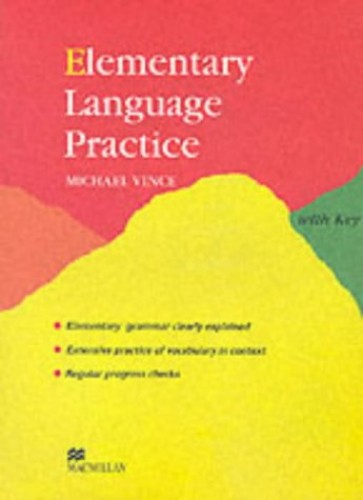 Elementary Lang Practice Key By Vince Michael