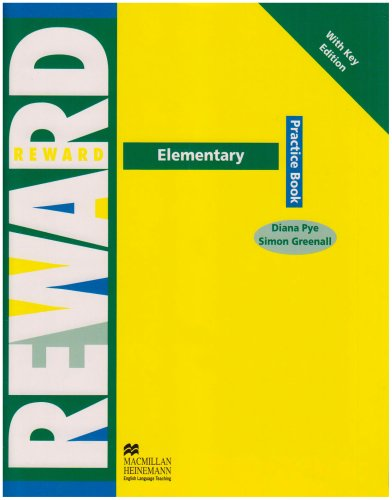 Reward - Practice Book - Elementary - With Key: Practice Book with Key By Diana Pye