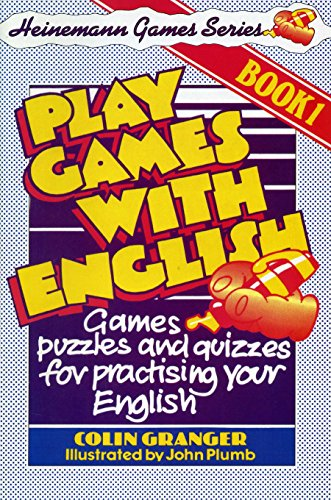 Play Games with English By Colin Granger