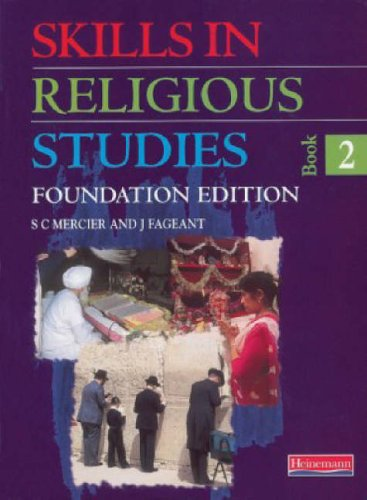 Skills in Religious Studies Book 2 (Foundation Edition): Foundation Edition Bk.2 By J. Fageant