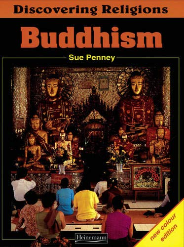 Discovering Religions: Buddhism Core Student Book: Core Edition By Sue Penney