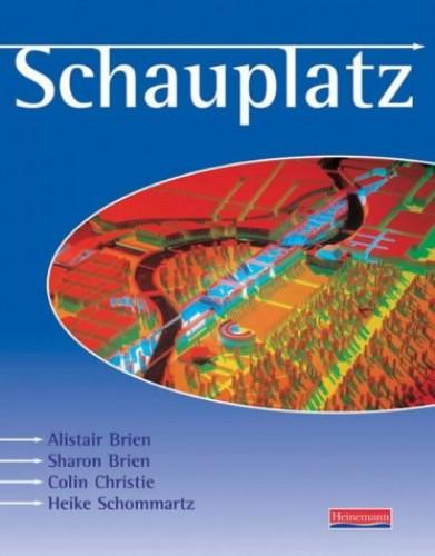 SchauplatStudent Book By Alistair Brien