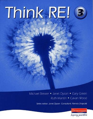 Think RE: Pupil Book 3 By Janet Dyson