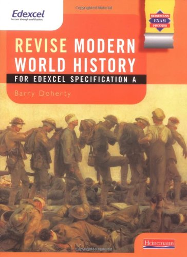 Modern World History for Edexcel: Revision Guide By Barry Doherty