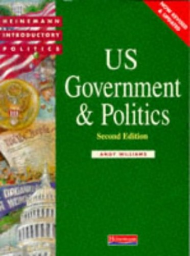 US Government and Politics By Andy Williams