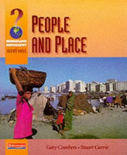 Avery Hill Geography: People and Places Student Book By Gary Cambers