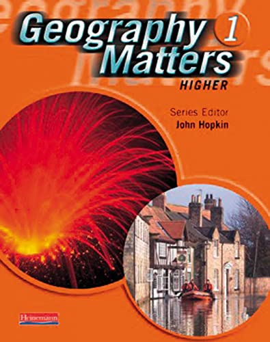Geography Matters 1 Core Pupil Book By Edited by Nicola Arber