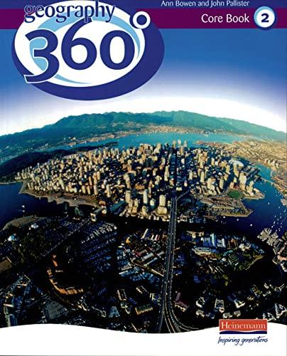 Geography 360 Degrees Core Pupil Book 2 von John Pallister