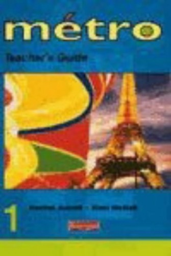 Metro 1 Teachers Guide Revised Edition By Rosi McNab