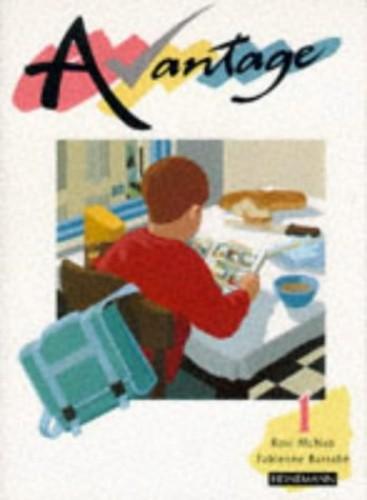 Avantage 1 Pupil Book By Rosi McNab