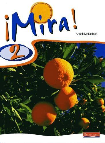 Mira 2 Pupil Book von Anneli Mclachlan