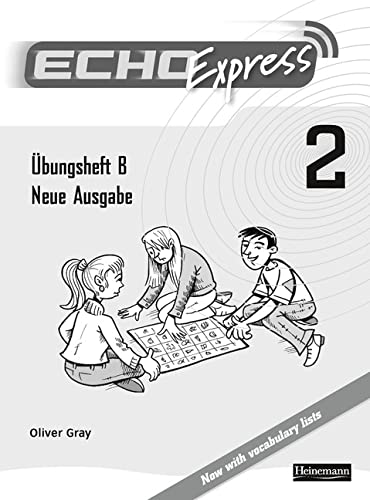 Echo Express 2 Workbook B 8pk New Edition By Oliver Gray