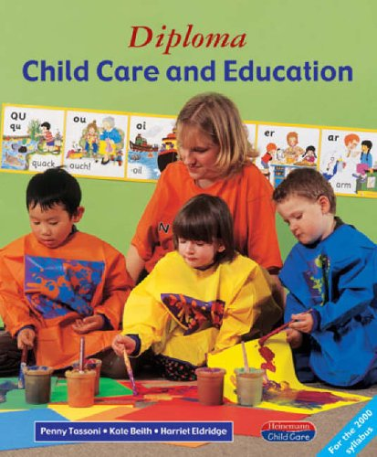 Diploma in Child Care & Education 2nd Edition Student Book By Kate Beith