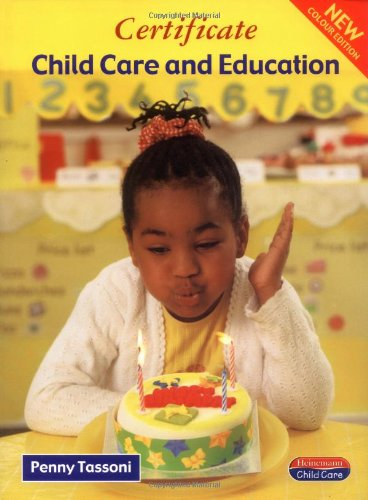 Certificate in Child Care and Education By Penny Tassoni