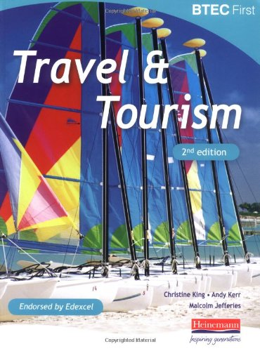 BTEC First Travel & Tourism Student Book by Andrew Kerr