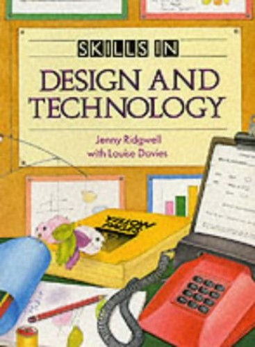 Skills In Design And Technology By Jenny Ridgwell