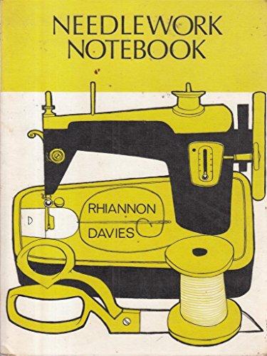 Needlework Notebook By Rhiannon Davies